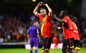 Le RC Lens perd encore des points à Bollaert