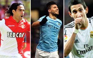 Un Maxi échange au menu ?  Falcao à City- Aguero au Real et Di Maria à Monaco ?