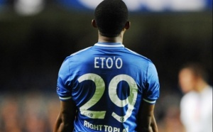 Chelsea : Eto'o de retour à l'Inter Milan ?