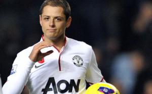 Man United : Direction l'Espagne pour Chicharito ?