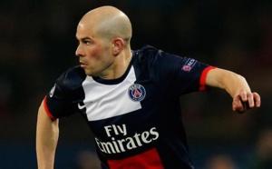 PSG : Christophe Jallet laissé libre en fin de saison ?
