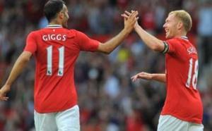 Man Utd : Scholes adjoint de Giggs !