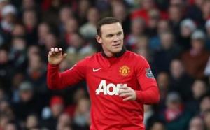 Le Paris SG  pourrait relancer la piste Wayne Rooney !