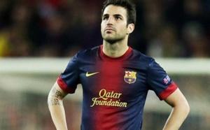 Barça : Fabregas finalement à Chelsea ?