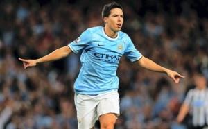 Samir Nasri va prolonger à Manchester City
