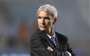 Raymond Domenech s'engage avec Sochaux