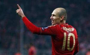 Arjen Robben dans le viseur de l'AS Monaco !