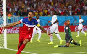 CM2014 - Les Etats-Unis dominent le Ghana (2-1)