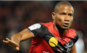 Claudio Beauvue prolonge avec Guingamp