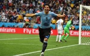 CM2014 - Luis Suarez fait pleurer l'Angleterre !