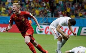 Qualification de la Belgique dans la douleur !