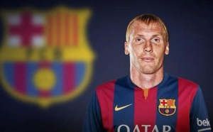 OFFICIEL ! Jeremy Mathieu s'engage au Barca !