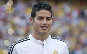 James au Real Madrid : un titulaire ?