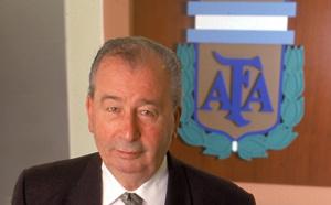 Argentine : Décès de Grondona !