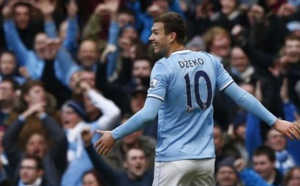 Edin Dzeko prolonge son contrat à Manchester City (officiel)