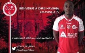 Chris Mavinga rejoint le Stade de Reims (officiel)