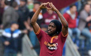 AS Roma : Gervinho prolonge jusqu'en 2018