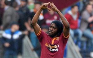 AS Roma : Gervinho prolonge jusqu'en 2018