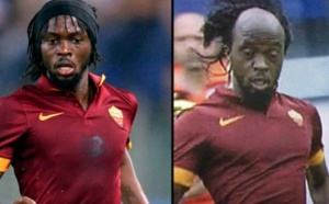 Photo : On comprend pourquoi Gervinho ne se passe jamais de son bandeau !
