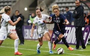 Le PSG remporte le derby face à Juvisy !