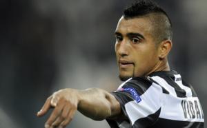 Juventus : Lourde amende pour Vidal !