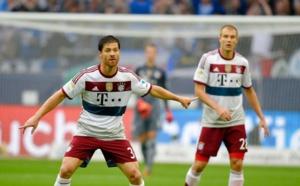 Les premiers pas de Xabi Alonso au Bayern Munich !