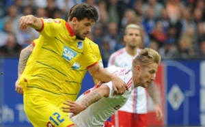 Hambourg ne perd plus en Bundesliga