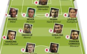 ASSE, OL, OM, Reims: ils font partie de l'équipe-type !