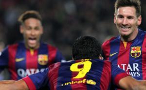 Liga : Barça et Real, les deux font la pair…