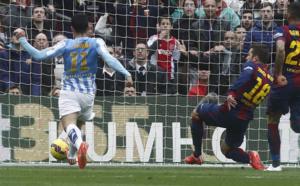 Liga : Le Barça mord la poussière…
