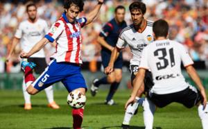 Liga : Valence défie l'Atletico