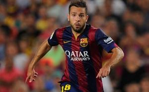 FC Barcelone : Jordi Alba devrait prolonger