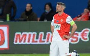 Monaco : Jérémy Toulalan absent 10 à 15 jours