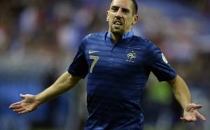 Ribéry ne reviendra jamais en équipe de France