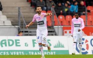 Cédric Barbosa absent à Lyon et face à Reims