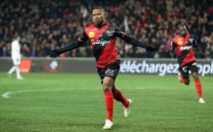 Guingamp : Claudio Beauvue évoque sa saison et le Stade de Reims