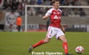 Reims: Retour de Signorino et Weber contre Guingamp, Devaux et Peuget forfait