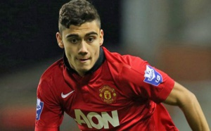 Andreas Pereira a prolongé jusqu'en 2018 à Manchester United