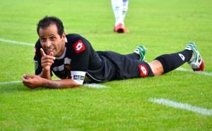 Chasselay : Le magnifique but de Ludovic Giuly contre Béziers