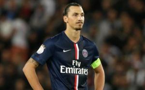 PSG-Zlatan Ibrahimovic : « Présent contre Reims et Auxerre ? On verra comment cette blessure va évoluer »