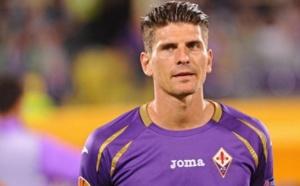 Mario Gómez pourrait quitter la Fiorentina !