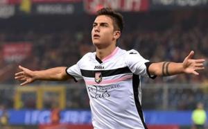 Paulo Dybala a signé à la Juventus Turin