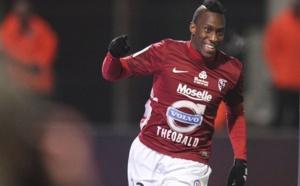 Metz : Yeni N'Gbakoto ciblé par le Stade de Reims