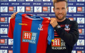 Officiel : Cabaye signe à Crystal Palace