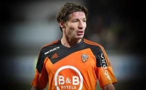 Lorient : Mehdi Mostefa vers Bastia ?