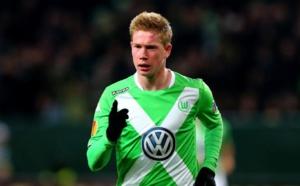 Kevin de Bruyne a donné son accord pour rejoindre Manchester City