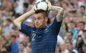 Debuchy inquiet à l'aube de l'EURO 2016