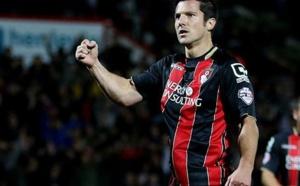Yann Kermorgant  a prolongé son contrat avec Bournemouth
