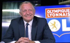 "Jean-Michel Aulas est ""heureux"" pour Yoann Gourcuff"