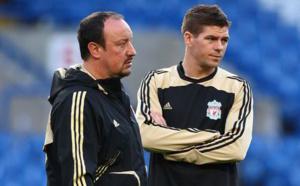 Rafa Benitez accuse Steven Gerrard de mentir pour vendre livre